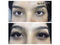Eyelash Extensions, LVL Lashes & HD Brows