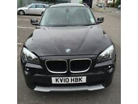 BMW X1 2.0 1.8d SE sDrive 5dr (Full BMW service history) Lady owner