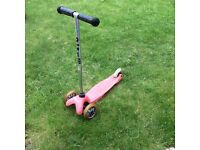 Micro scooter for sale - Good condition still available Reduced for collection ASAP