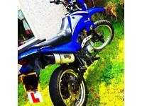 125cc Suzkie