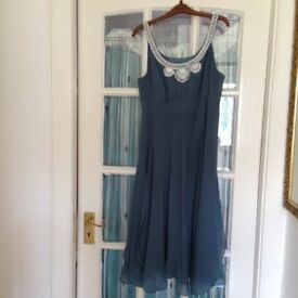 Monsoon Dress – Size M (14)