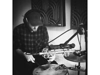 Musician Available- Drummer + Percussionist offering remote recordings
