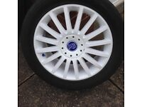 mondeo / connect st alloys