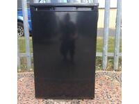 Lec Black Fridge - Good Condition £70.00