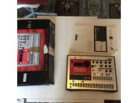 Korg ER-1 Electribe Drum Machine Boxed manual& power Drum Synthesiser