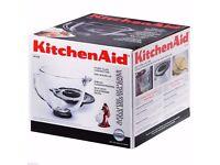KitchenAid 4.8 Litre Glass Bowl BRAND NEW & BOXED