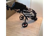 Full Golf Set- Bag, Trolley, Clubs, Balls