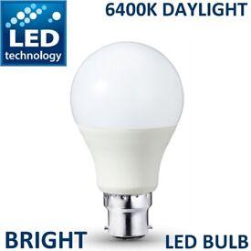 Energy Saver Extra Bright LED Lamp Light Bulb Cool DayLight White Bayonet 120D