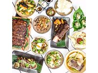 CHEF DE PARTIE - TEM BAN - Thai pop-up - South London