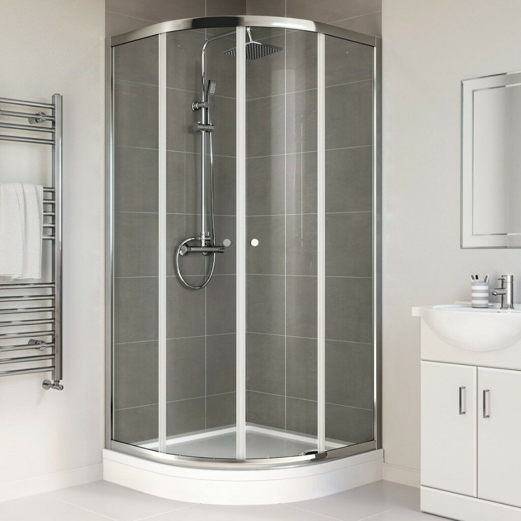 SHOWER ENCLOSURE & TRAY *BRAND NEW IN PACKAGING* | in Guildford ...
