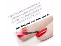 Nail Tech Required Self Employed