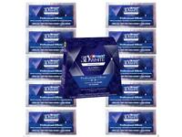 Crest 3D Luxe Teeth Whitening Strips 7 day treatment