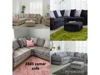•BRAND NEW BEAUTIFUL SOFAS• message me for more info👍