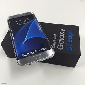 SAMSUNG S7 EDGE 32GB SILVER UNLOCKED SMARTPHONE 30 DAYS WARRANTY