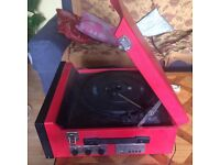Steepletone Record Player - Faulty