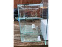 125 ltr marine or tropical fish tank