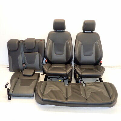 Leather Seats (Ref.1110) Ford Fiesta mk7 1.0 ecoboost
