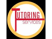 Academic Tutor Available