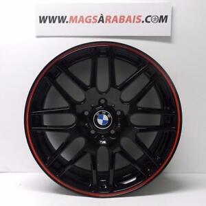 Mags 19 '' BMW HIVER **disponible avec pneus** Série 1 2 3 4 5 6 7 x5 x6 x1 x3 x4
