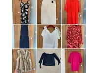 Good Quality Ladies clothes bundle size UK 8-10