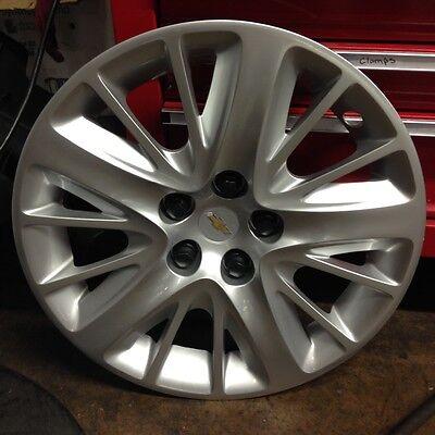 2015 Impala Wheel Covers