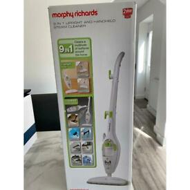 Morphy Richards 9 in 1 steam cleaner