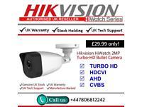 Hikvison HiWatch 2MP Turbo-HD Bullet CCTV Camera