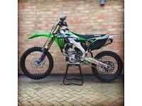KX250F 2014 250cc 4 stroke Excellent Condition!