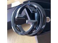 Gucci belt stunning gunmetal buckle all packaging