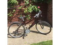 Ladies Cycle for sale Victoria Pendleton 15 Gears shimano grip shift 18 inch frame as brand New £95