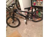 7-12 years old bike -overall in good condition