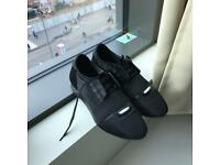 Balenciaga Runners Black UkSize 9