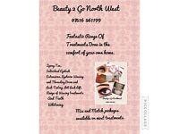 Beauty Therapist Julie Hilton-07516 561199 Beauty 2 Go at Atlantis Nails, Ashton-in-Makerfield,