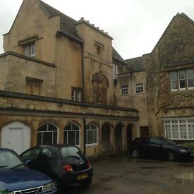cheltenham montpellier area. 1 bed self contained flat