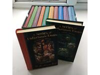 A Series of Unfortunate Events complete collection