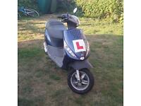 80cc big bore reg as 50cc Piaggio zip moped scooter Vespa Honda Piaggio Yamaha gilera Peugeot