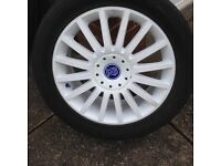 Ford Mondeo /connect alloy wheels