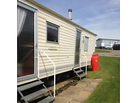 2 BED CARAVAN TO RENT AT THE BLUE DOLPHIN, FLEY