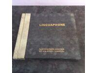 Lingaphone - Latin Readings - 5 x 78rpm Record set