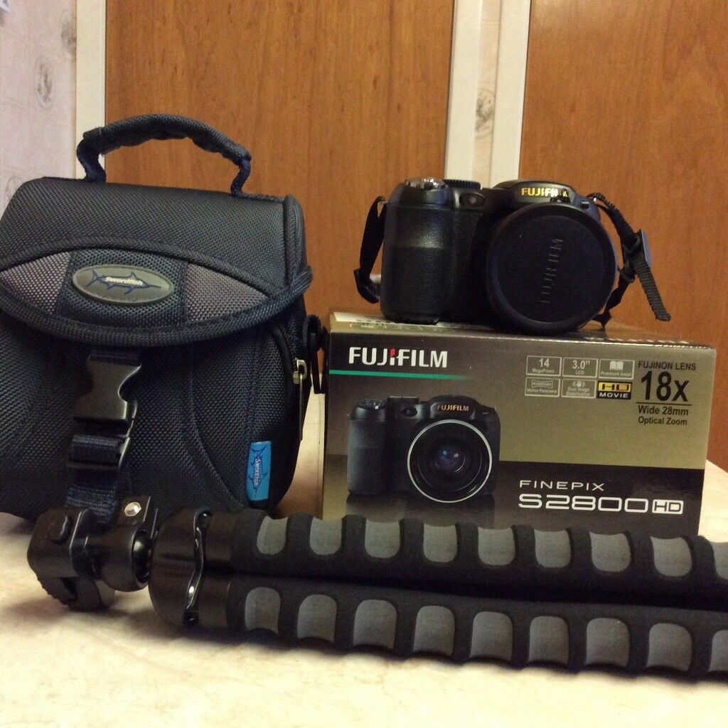 For sale finepix s2800hd camera