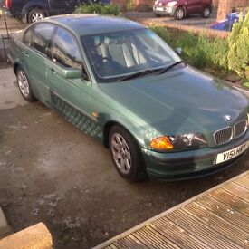 BMW 318i automatic petrol car clean and reliable drive serviced regular MOT till sept