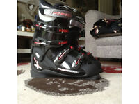 Mens Rossignol Active X ski boots Size 10