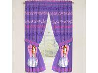 Sofia the First Disney Curtains