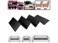 SOFA SEAT REJUVENATOR BOARD Cushion Seat Support Solid Wood Bars, Water & Dust RESISTANCE