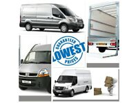 COMPANY MAN AND VAN OFFICE REMOVAL MOVING VAN HOUSE MOVERS CHEAP VANS 24/7 MAN WITH VAN MOVERS