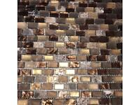 Porcelanosa L'Antic Colonial Treasures Bronze Empera Wall Tiles