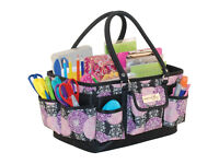 Everything Mary Scrapbook Organizer-Purple/Pink