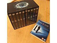 The X Files complete series collector's edition on DVD + 2 films