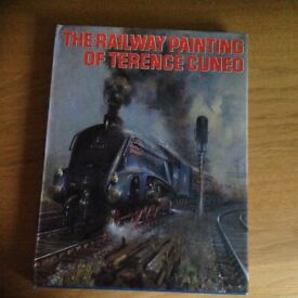 Collectible - The Railway Painting of Terence Cuneo