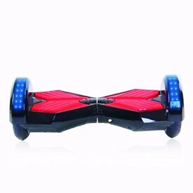 """SEGWAY 8"""" TWO WHEELS BALANCING SCOOTER WITH BLUETHOOTH BRAND NEW (SEALED)"""